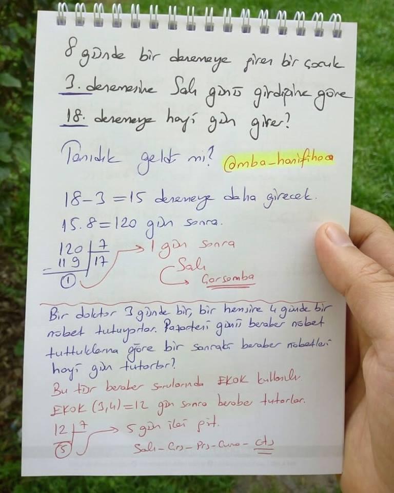 modüler aritmetik10