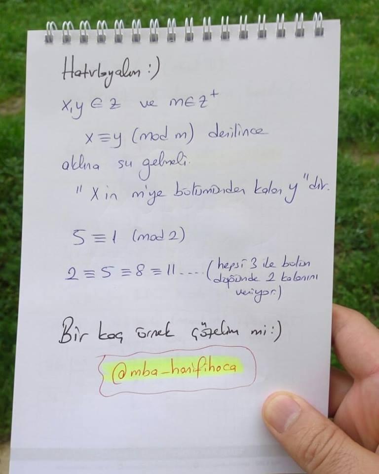 modüler aritmetik3
