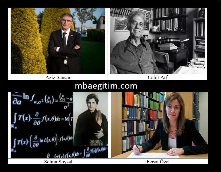turk bilim insanlari