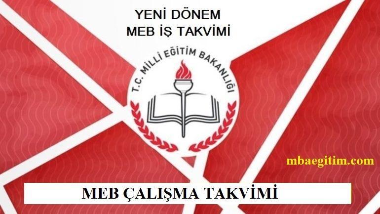 2020 ve 2021 Türkiye Okul Tatilleri Tarihleri