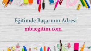 8.Sınıf Türkçe Ders ve Çalışma Kitabı Cevapları MEB Yayınları 2020 Tüm Temalar