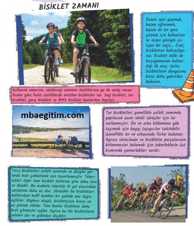 bisiklet zamani metni 1