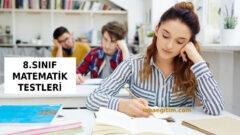 8.Sınıf Matematik Test Pdf 2020 LGS Yeni Nesil MEB
