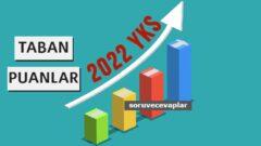 Hemşirelik Taban Puanları 2022 YKS – Başarı Sıralaması